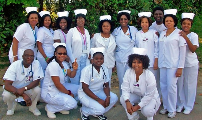 Nurse's Week Celebration in Silver Spring, MD