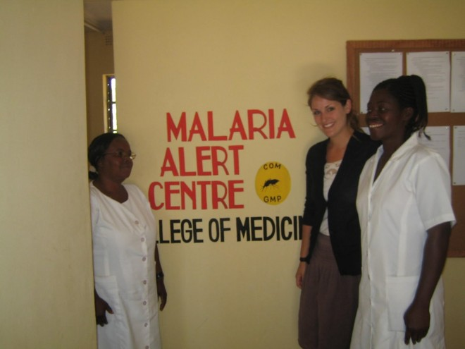 Kate – Peace Corps volunteer in Malawi