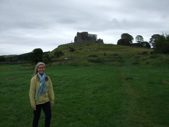 Kaitlin In Ireland