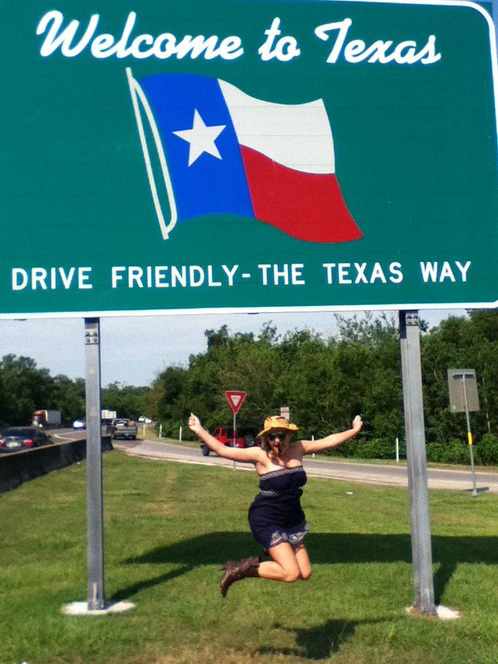 Michelle: Travel nurse on way to assignment in San Antonio, Texas